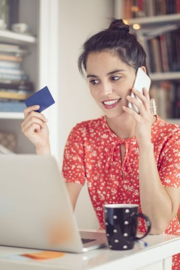 The online shopping professional