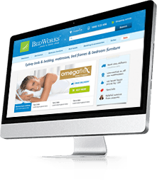 Mattress website case study