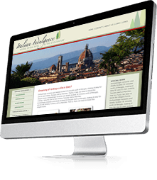 Travel industry website case study
