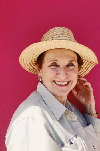 Persona for The retiree thinking about aged care